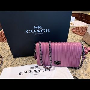 Coach 1941 Quilted Dinky